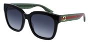 Vásárolja meg vagy tekintse meg nagy méretben a Gucci modell képét GG0034S-002.