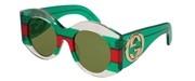 Vásárolja meg vagy tekintse meg nagy méretben a Gucci modell képét GG0177S-001.