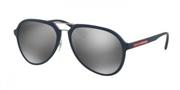 Vásárolja meg vagy tekintse meg nagy méretben a Prada Linea Rossa modell képét 0PS05RS-TFY7W1.