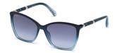 Vásárolja meg vagy tekintse meg nagy méretben a Swarovski Eyewear modell képét SK0148-90W.