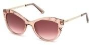 Vásárolja meg vagy tekintse meg nagy méretben a Swarovski Eyewear modell képét SK0151-72T.