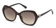Vásárolja meg vagy tekintse meg nagy méretben a Swarovski Eyewear modell képét SK0165-52F.