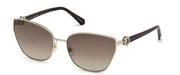 Vásárolja meg vagy tekintse meg nagy méretben a Swarovski Eyewear modell képét SK0167-32F.