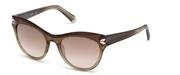 Vásárolja meg vagy tekintse meg nagy méretben a Swarovski Eyewear modell képét SK0171-47G.