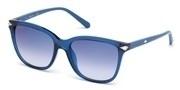 Vásárolja meg vagy tekintse meg nagy méretben a Swarovski Eyewear modell képét SK0192-90X.