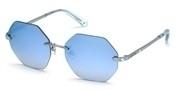 Vásárolja meg vagy tekintse meg nagy méretben a Swarovski Eyewear modell képét SK0193-84X.