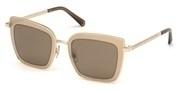 Vásárolja meg vagy tekintse meg nagy méretben a Swarovski Eyewear modell képét SK0198-32G.