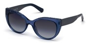 Vásárolja meg vagy tekintse meg nagy méretben a Swarovski Eyewear modell képét SK0202-92W.