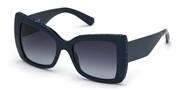 Vásárolja meg vagy tekintse meg nagy méretben a Swarovski Eyewear modell képét SK0203-90W.