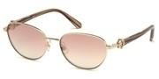 Vásárolja meg vagy tekintse meg nagy méretben a Swarovski Eyewear modell képét SK0205-32G.