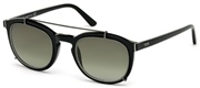 Vásárolja meg vagy tekintse meg nagy méretben a Tods Eyewear modell képét TO0181-01P.