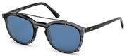 Vásárolja meg vagy tekintse meg nagy méretben a Tods Eyewear modell képét TO0181-20V.