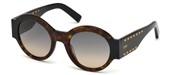 Vásárolja meg vagy tekintse meg nagy méretben a Tods Eyewear modell képét TO0212-52B.