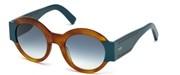 Vásárolja meg vagy tekintse meg nagy méretben a Tods Eyewear modell képét TO0212-53W.