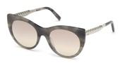 Vásárolja meg vagy tekintse meg nagy méretben a Tods Eyewear modell képét TO0256-56G.