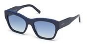 Vásárolja meg vagy tekintse meg nagy méretben a Tods Eyewear modell képét TO0259-90W.